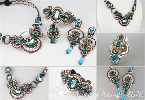 Xuping Set 14juni 7 soutache treasury soutache set