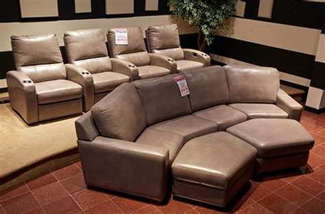 custom home theater furniture orders gallery
