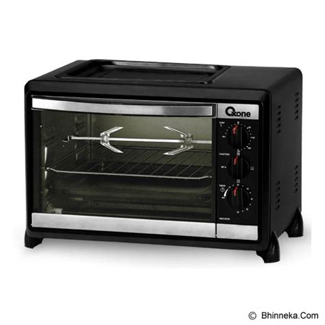 Oven Oxone 2 In 1 jual oxone oven 4 in 1 ox 858br murah bhinneka