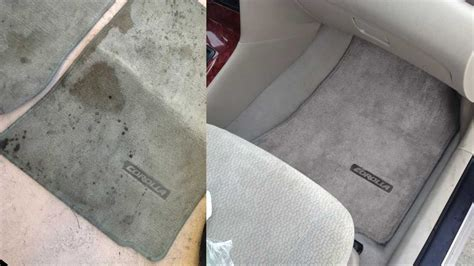How To Wash Car Mats by Clean Car Floor Mats