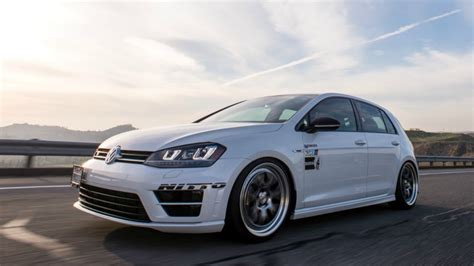 Modded Golf R by Modified 2016 Vw Mk7 Golf R Review Race Vs Stock