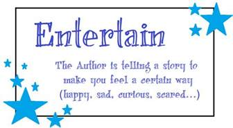 How To Entertain by For The Teacher Author S Purpose