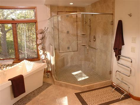 bathroom corner shower ideas ravishing brown and white small bathroom nuance with