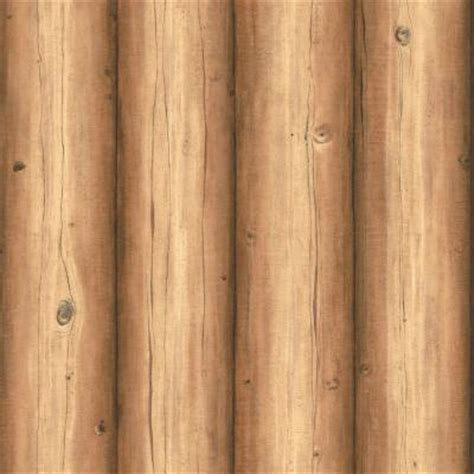 the wallpaper company 56 sq ft brown wood panels