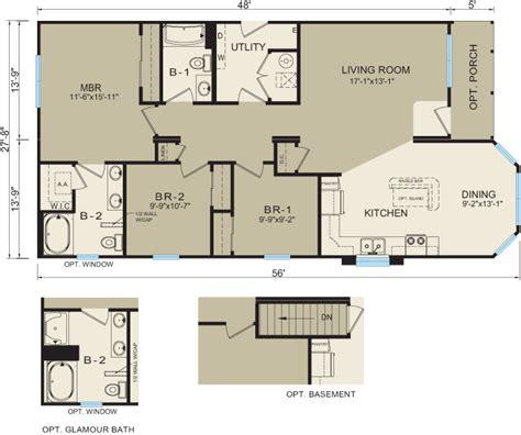 modular ranch house plans michigan ranch modular home floor plan 3650 home ideas