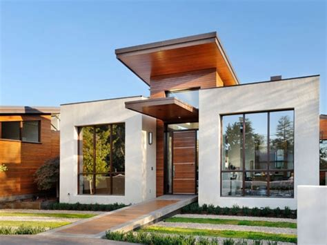 Small Home Designs Modern Small Modern House Exterior Design Small Modern Homes