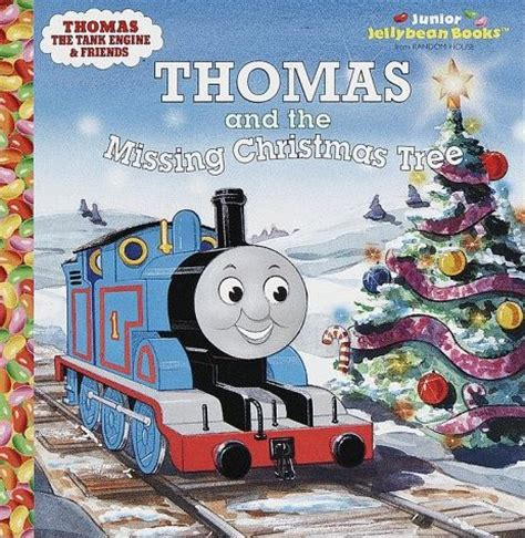 thomas and the missing christmas tree book thomas the