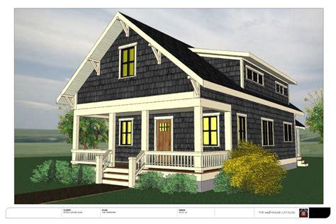 small farmhouse designs no 11 the madrona the small house catalog 174