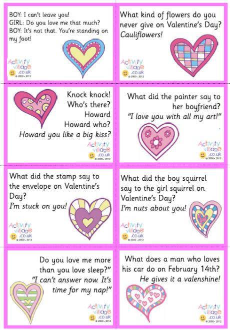 free printable valentine jokes valentine lunch box jokes