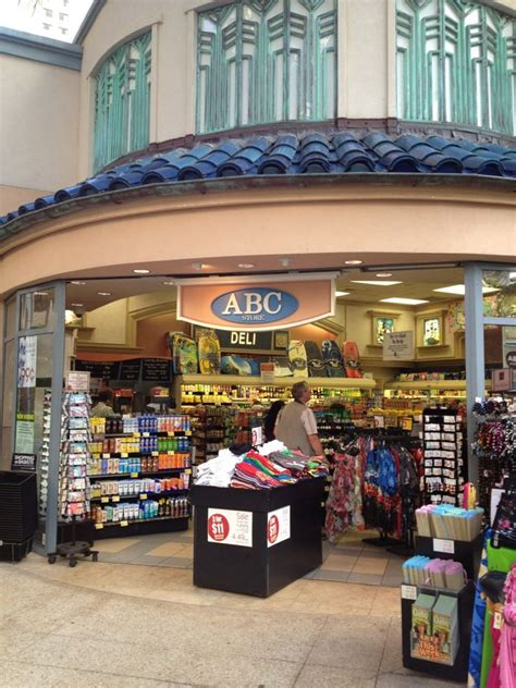 7 Great Shops For by Abc Store The Best Souvenir Shop In Hawaii Honolulu