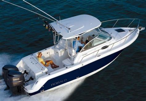 robalo boats manufacturer robalo r265 walkaround boats for sale boats