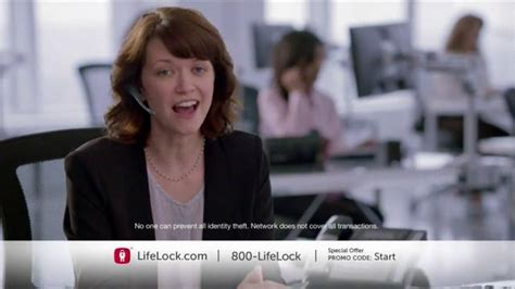 Lifelock Commercial Actress | lifelock tv spot risk ispot tv