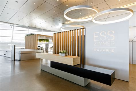 Restaurant Reception Desk Wood Wall Interior Cafe Studio Design Gallery Best Design