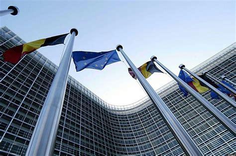 sede della commissione europea capo colonna a bruxelles non c 232 traccia