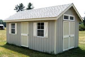 amish sheds