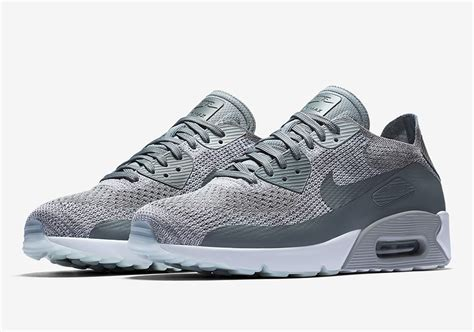 Sepatu Nike Airmax Flyknite 06 nike air max 90 ultra flyknit 2 0 cool grey 875943 003 sneakernews