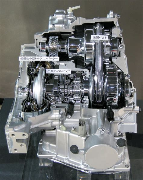Jeep Cvt Transmission Problems Cambio Continuo