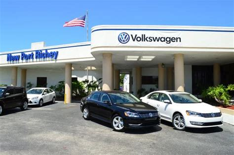 Used Car Dealers Port Fl by Volkswagen Of New Port Richey New Port Richey Fl 34652
