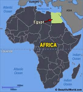Egypt Map Africa map of egypt facts amp information beautiful world