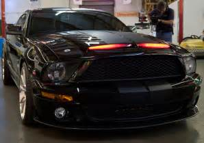 new rider car rider ford mustang k i t t car heading to the