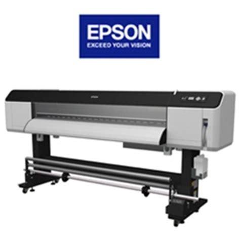 Printer Epson Gs6000 Epson Gs6000 Solvent 64 Inch Inkjet Printer