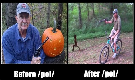 Pol Memes - hickok45 before and after pol pol know your meme