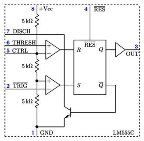 resistors purpose in circuits gt circuits gt what is the purpose resistors and capacitor in this 555 circuit l25853 next gr