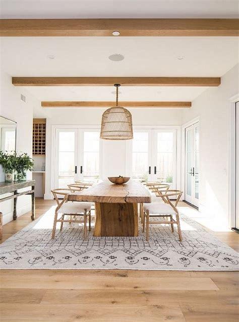 travi in legno a vista sul soffitto oltre 10 idee e
