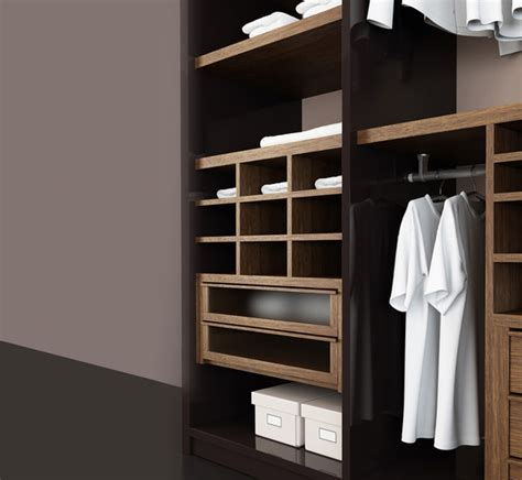 Custom Closet Components Custom Closets