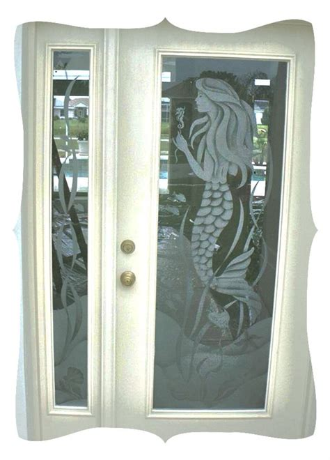 Etched Glass Custom Glass Etching And Frosted Window Etched Glass Decals For Doors