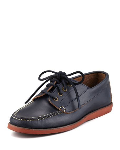 eastland made in maine boat shoes eastland made in maine falmouth usa rubber sole boat shoe