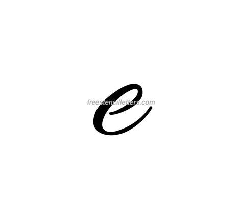 Letter Cursive pretty cursive letter e www pixshark images