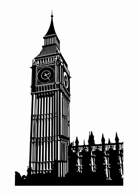 Sticker On Wall wall decals big ben walltat com art without boundaries