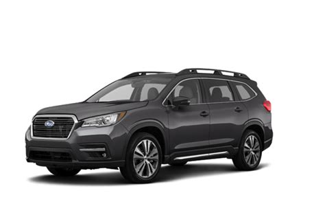2019 subaru ascent kbb 2019 subaru ascent limited new car prices kelley blue book