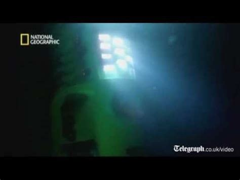 challenger mysterious door cameron on mariana trench dive i ve been to another