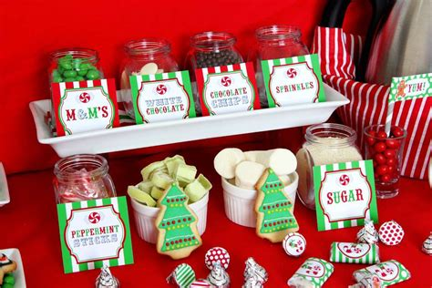 Gingerbread House Party Christmas Holiday Party  Ee  Ideas Ee