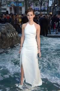 White Drape Dress S Inspirer Des Robes Blanches Des Stars Pour Avoir Notre