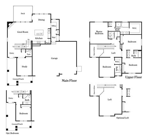 utah floor plans perry homes floor plans
