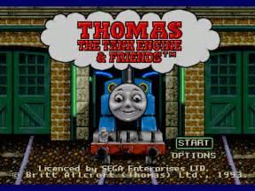 Thomas the tank engine and friends screenshots gamefabrique