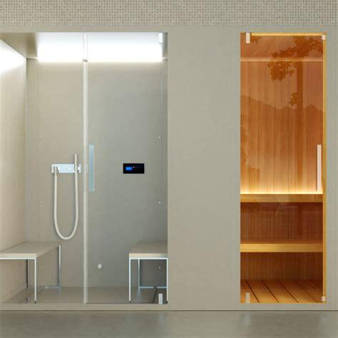 box doccia con sauna box doccia con sauna installato ms spagnesi