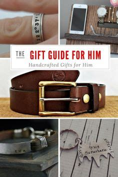 Handmade Gift For Him - 1000 images about aftcra gift ideas gifts for him on