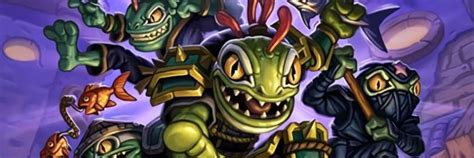 hearthstone shaman murloc deck quest murloc shaman deck list guide unite the murlocs