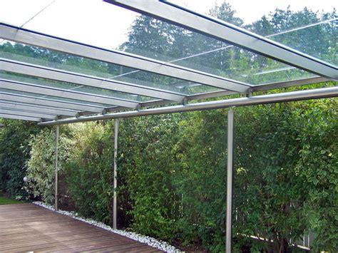 copertura terrazzi in vetro coperture in vetro