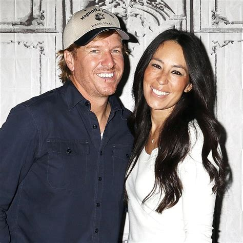 joanna chip gaines fixer upper was presenting a security issue for chip