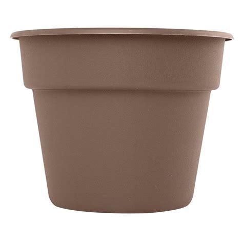 bloem 20 in curated dura cotta plastic planter dc20 18