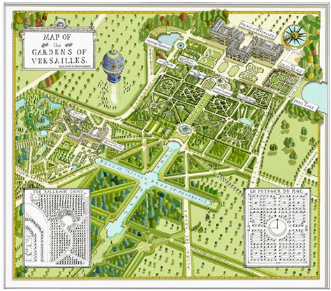 Versailles Garden Map large versailles maps for free and print high resolution and detailed maps