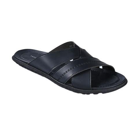 Supplier Sandal Kepang Hitam 8gt2 jual yongki komaladi skro 4530 sandal pria hitam
