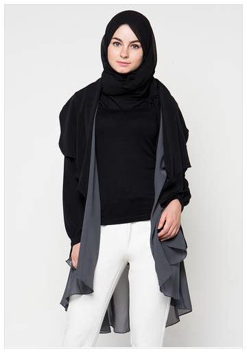 Baju Muslim Wanita Casual Contoh Foto Baju Muslim Modern Terbaru 2016 Gambar Baju