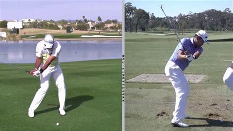 hideki matsuyama golf swing swing analysis hideki matsuyama