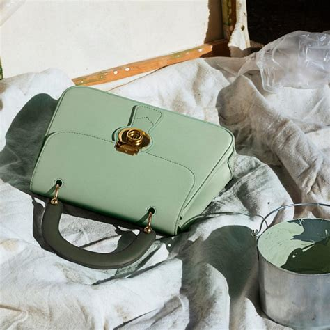 Introducing The Burberry Bag by Burberry Dk 88 Green For Best Designer Bags Review